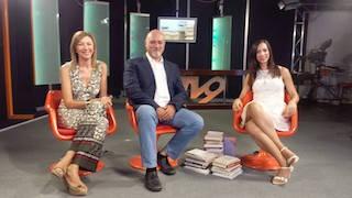 Con Francesca Ciardiello e Franco Forte