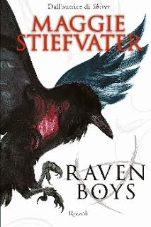 Raven Boys, di Maggie Stiefvater