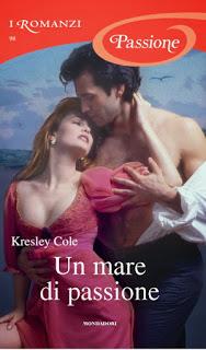 Un mare di passione, di Kresley Cole