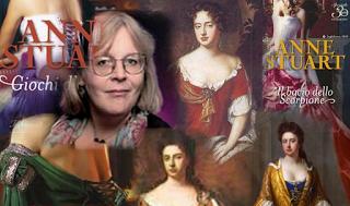 Anne Stuart e la Saga del Casato di Rohan