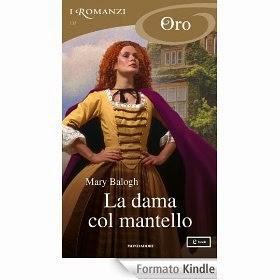La dama col mantello, di Mary Balogh – una novità rosa!