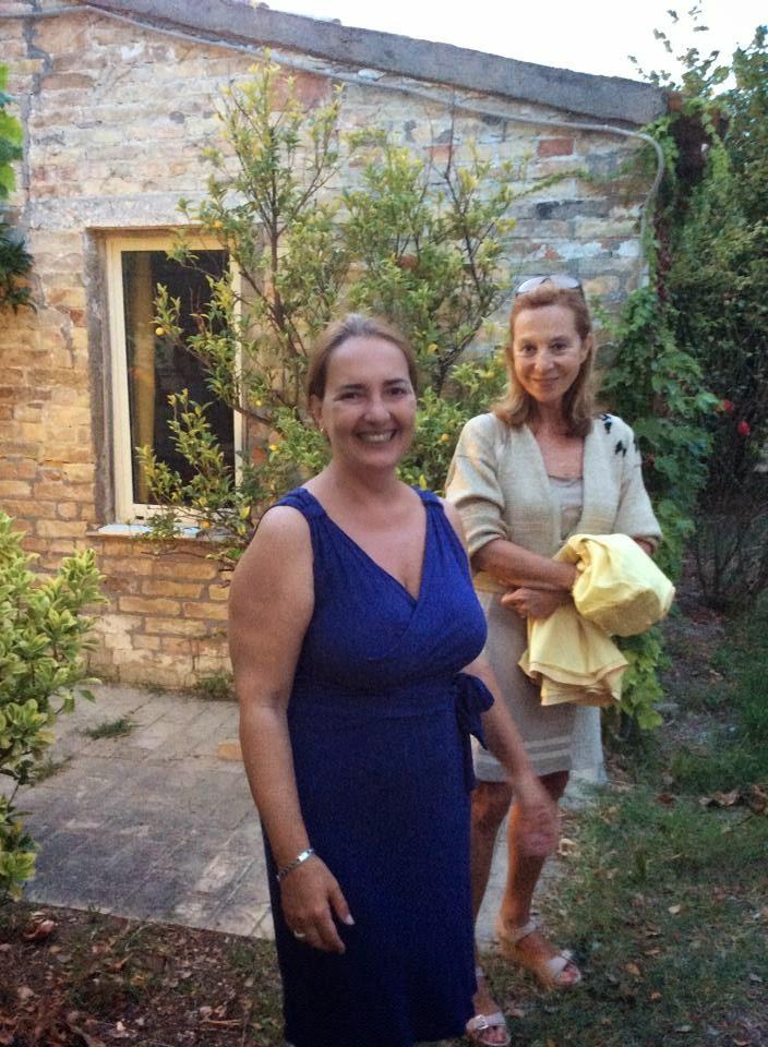 Maria Letizia Maffei presenta il suo primo romanzo