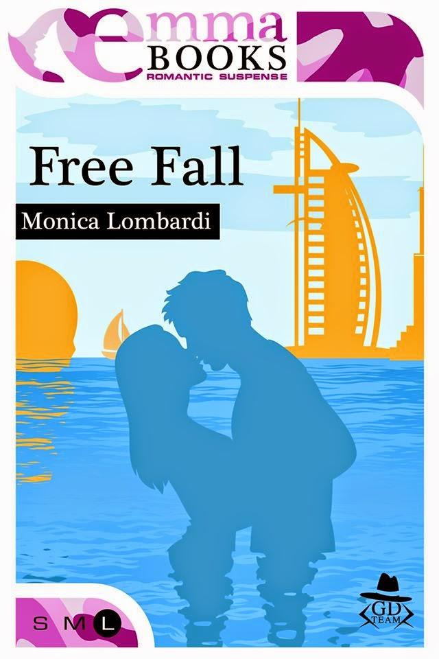 Free Fall, di Monica Lombardi