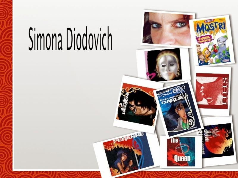 Intervista: Simona Diodovich