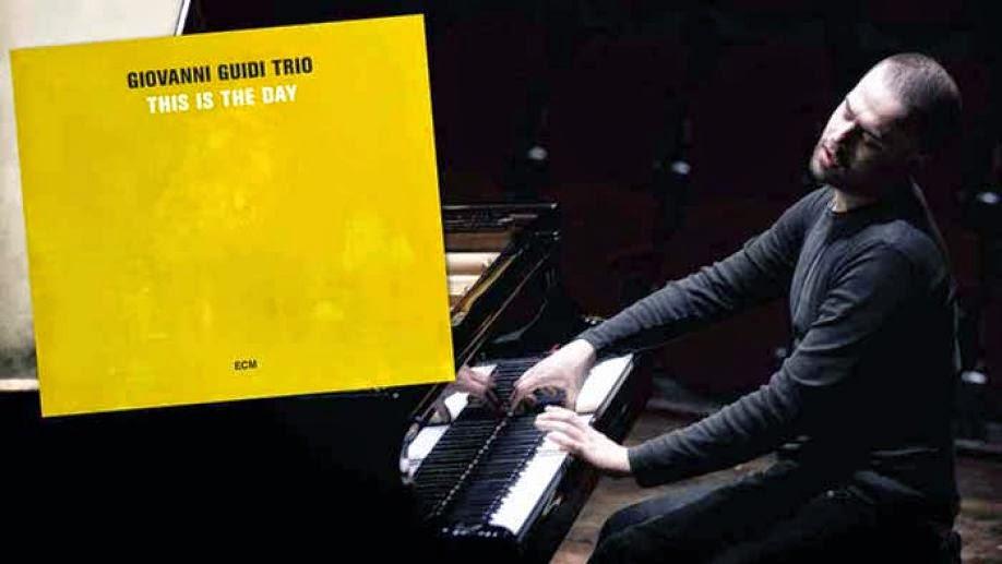 Giovanni Guidi, astro nascente del jazz (di Alessandro Ceccarelli)