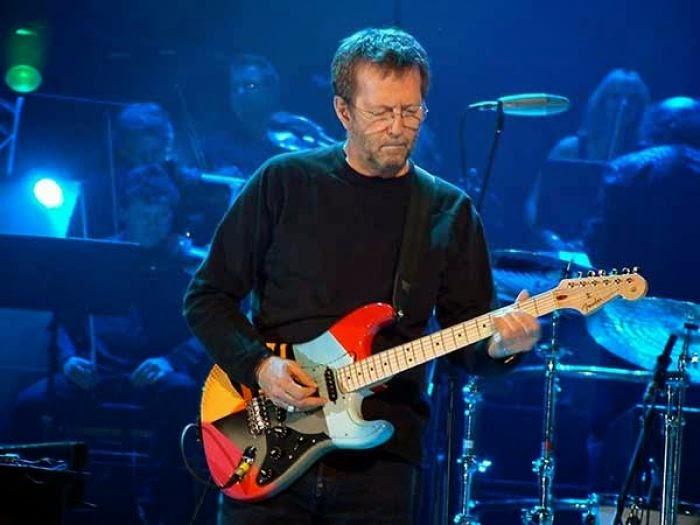 Buon compleanno Mr. Clapton, di Alessandro Ceccarelli
