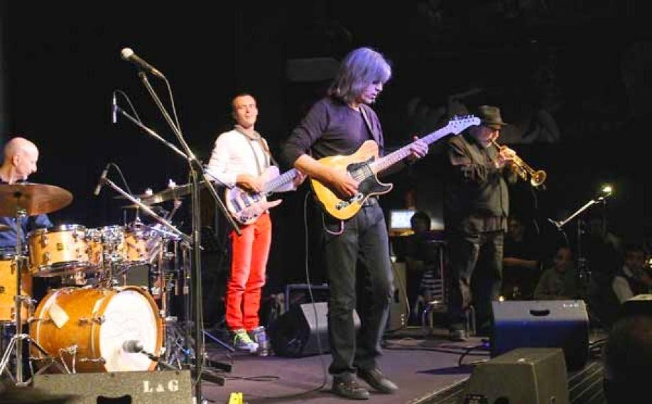 Mike Stern al Blue Note, di Alessandro Ceccarelli