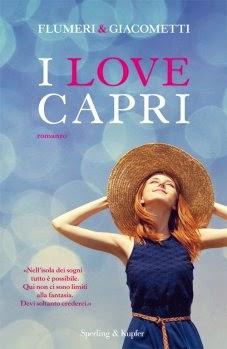 Catena di libri: I love Capri torna a casa