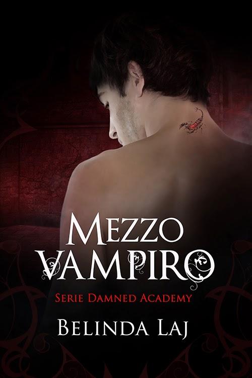 """""""Mezzo vampiro"""", di Belinda Laj"""