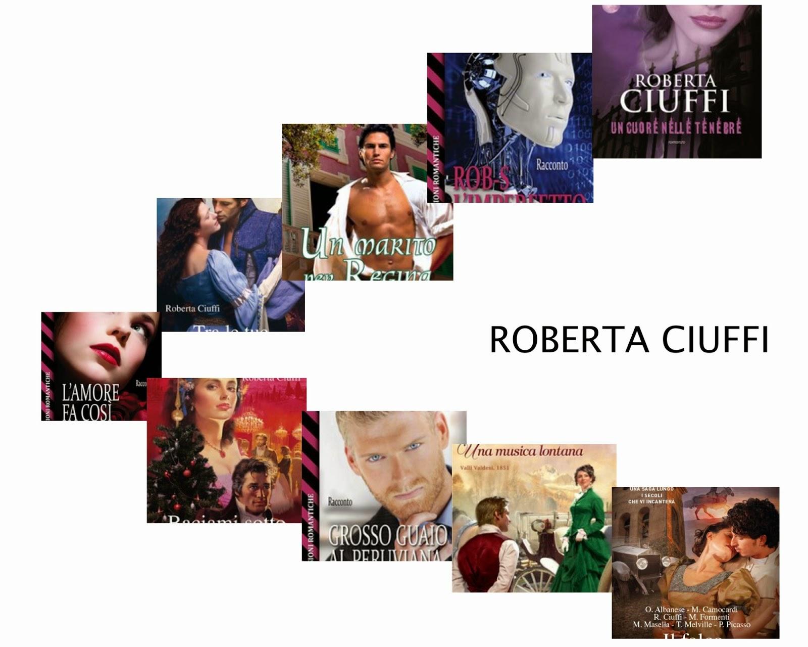 L'Artiglio Rosa: parliamo di Roberta Ciuffi
