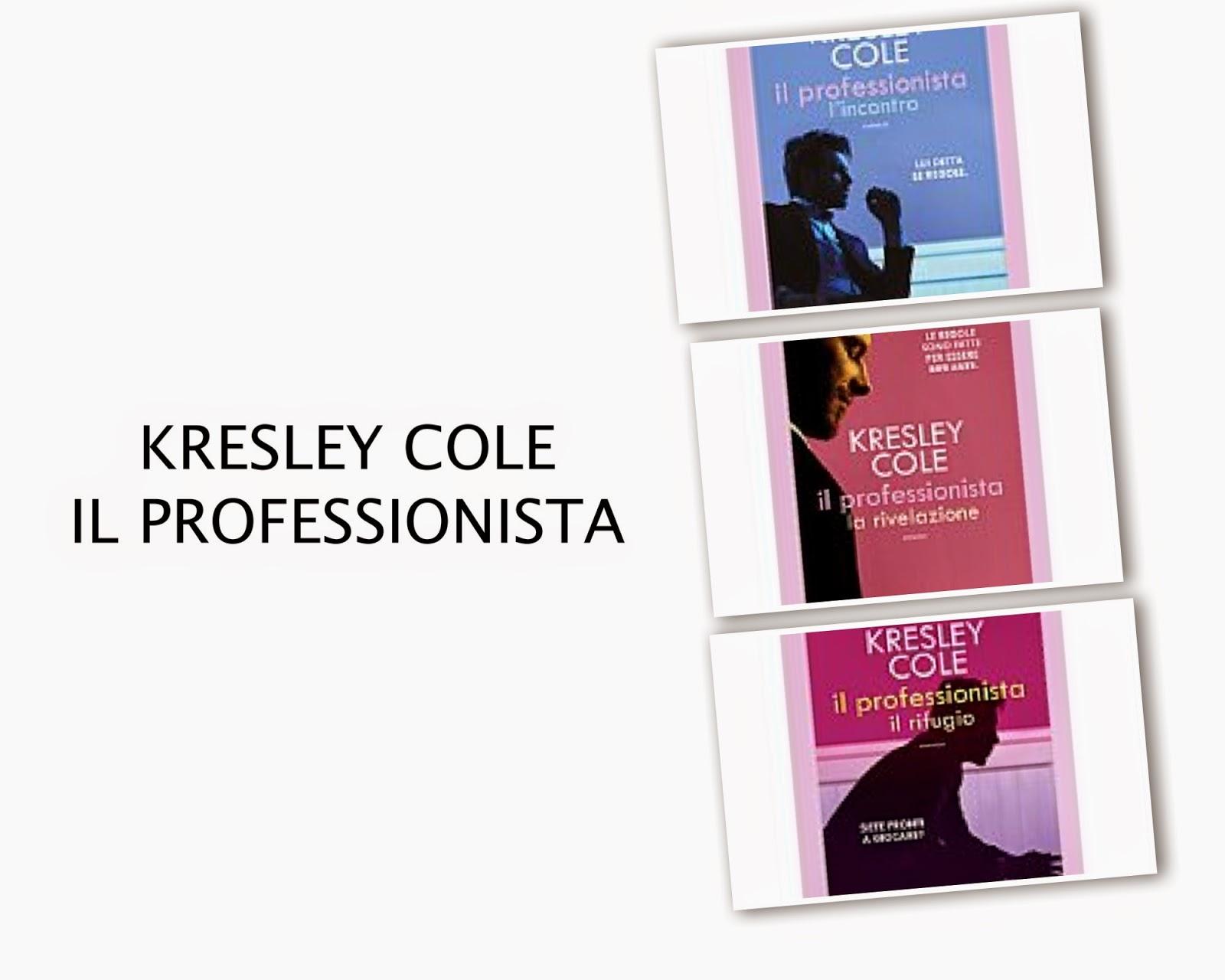 Il Professionista, di Kresley Cole
