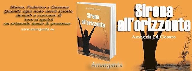 """""""Sirena all'orizzonte"""", di Amneris Di Cesare"""