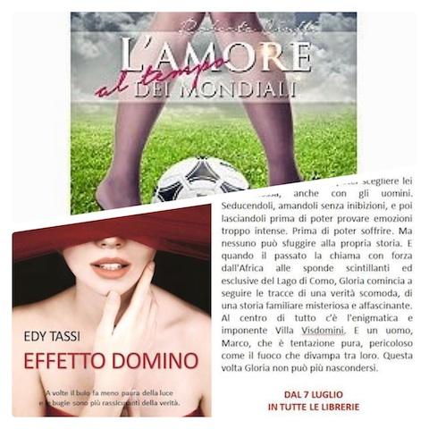 I miei lettori: Roberta Ciuffi e Edy Tassi