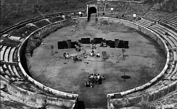 Pink Floyd at Pompei