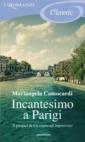 """Mariangela Camocardi presenta """"Incantesimo a Parigi"""""""