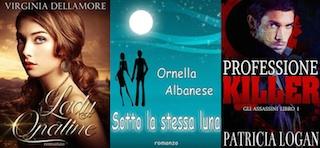 L'Artiglio Rosa: Albanese, Logan, Dellamore