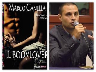 """Marco Canella presenta """"Il Bodylover"""""""