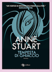 """Tempesta di ghiaccio"", di Anne Stuart"
