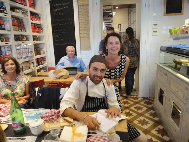 """Pietro Parisi, il """"cuoco contadino"""""""
