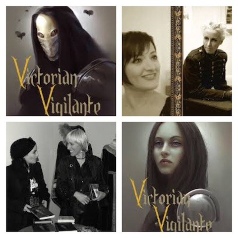 Victorian Vigilante: recensione di Federica D'Ascani