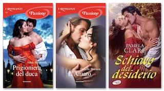 L'Artiglio Rosa e tre romance storici
