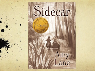 "Grumina Rossi ha letto ""Sidecar"", di Amy Lane"