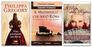 Romance e racconti storici per l'Artiglio Rosa