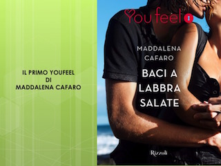 "Anteprima: ""Baci a labbra salate"", di Maddalena Cafaro"