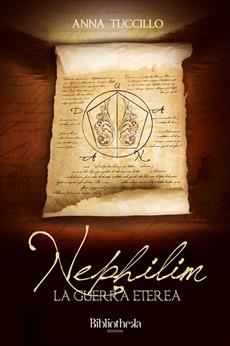 """Bibliotheka segnala """"Nephilim"""", di Anna Tuccillo"""