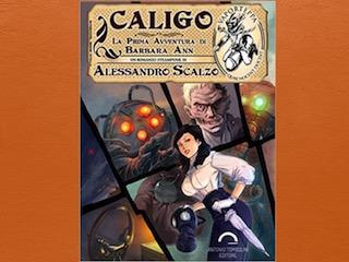"""Recensione: """"Caligo"""", di Alessandro Scalzo"""