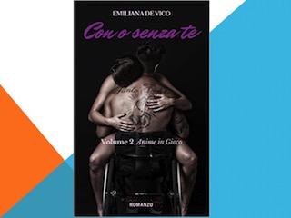 """Anteprima: recensione di """"Con te o senza te"""", di Emiliana De Vico"""