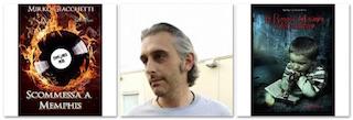 """Mirko Giacchetti a """"Un editore in Noir"""""""