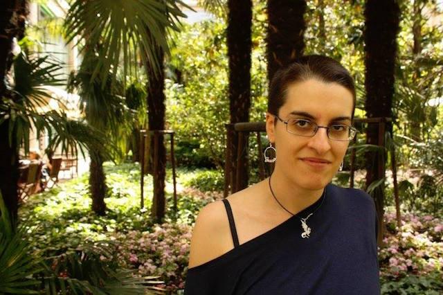 Fantasy… ed è Licia Troisi