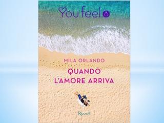 """""""Quando l'amore arriva"""", un delicato acquerello di Mila Orlando"""
