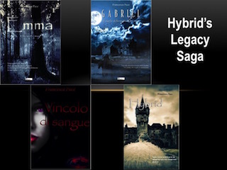 The Hybrid's Legacy Saga