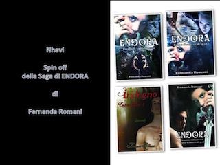 Nhavi, racconto spin off di Endora