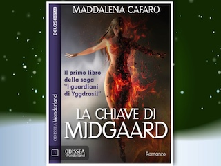 News: La chiave di Midgaard, di Maddalena Cafaro