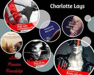 Charlotte Lays & l'autopromozione