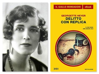 "Georgette Heyer e l'ultimo delitto ""gentile"""