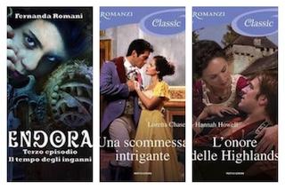 L'Artiglio Rosa: Romani, Chase, Howell