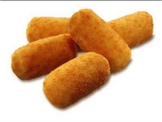 In cucina con Maddy: Le crocchette di patate