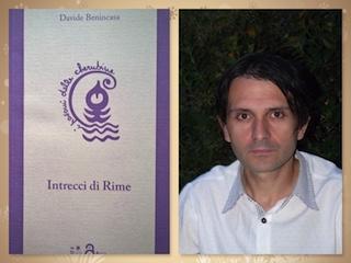 Istanti di Poesia: Intrecci di Rime, di Davide Benincasa