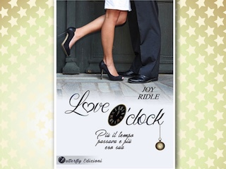 NEWS: Love o'clock, di Joy Ridle