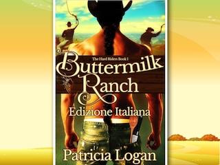 News: The Buttermilk Ranch, di Patricia Logan