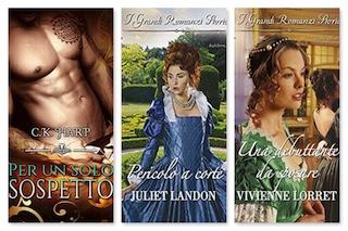 L'Artiglio Rosa: Harp, Landon, Lorret