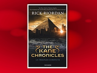 Recensione: The Kane Chronicles, di Rick Riordan