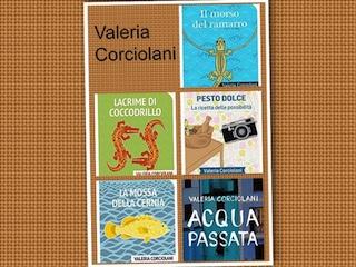 Il Taccuino di Matesi: Valeria Corciolani