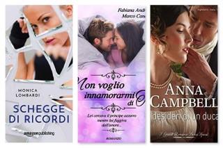 L'Artiglio Rosa: Lombardi, Andreozzi-Canella, Campbell