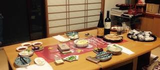 Diario di Viaggio: Giappone: Usanze a tavola, di Grazia Maria Francese