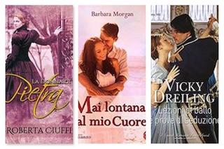 L'Artiglio Rosa: Ciuffi, Morgan e Dreiling